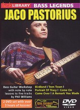 Learn To Play Jaco Pastorius (DVD)
