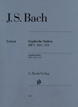 (Bach)English Suites BWV 806-811