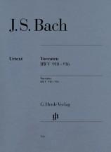 (Bach)Toccatas BWV 910-916