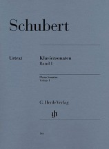 (Schubert ) Piano Sonatas, Volume I