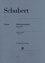 (Schubert) Piano Sonatas, Volume II