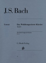 (Bach)The Well-Tempered Clavier Part 1
