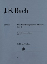 (Bach) The Well-Tempered Clavier Part 2