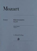 (Mozart) Piano Sonatas Volume 1