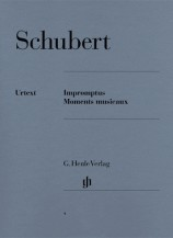 (Schubert) Impromptus And Moments Musicaux