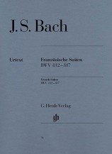 (Bach)French Suites BWV 812-817